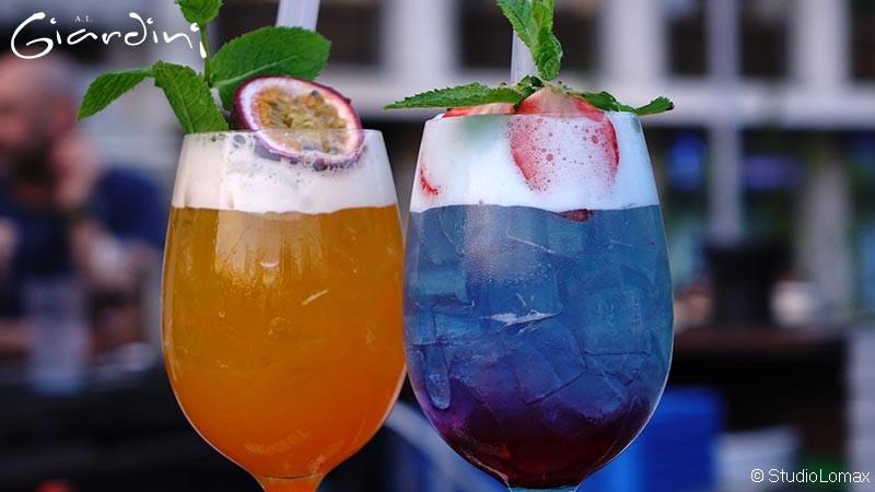Risultati immagini per ai giardini bergamo drink